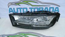 Far stanga FULL Led Matrix Audi Q7 model 2016-2020...