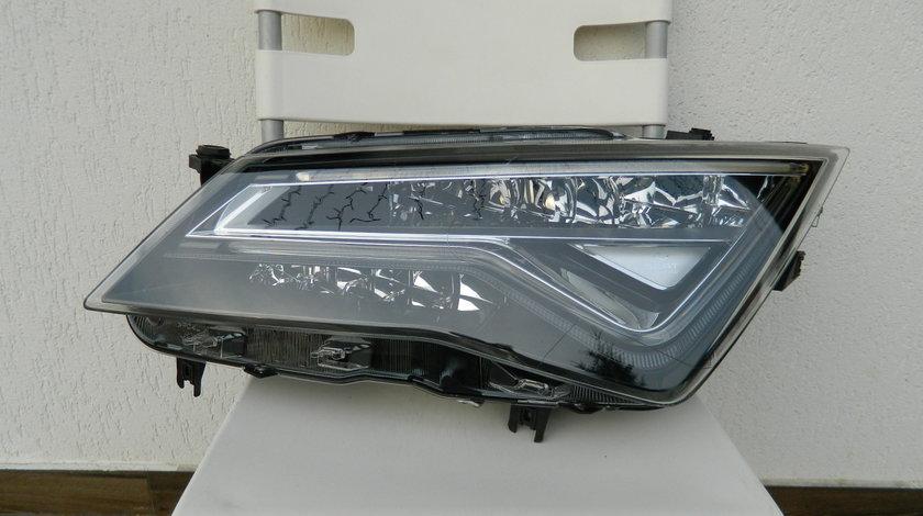 Far stanga LED Seat Ateca model 2017 cod 576941007 B