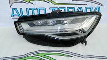 Far stanga Matrix AUDI A6 4G FACELIFT FULL LED cod...