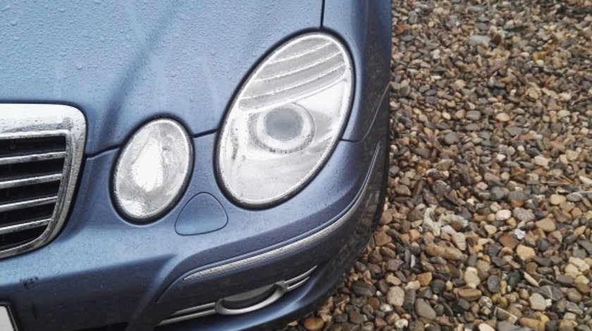 Far stanga Mercedes E-class w211 facelift bixenon