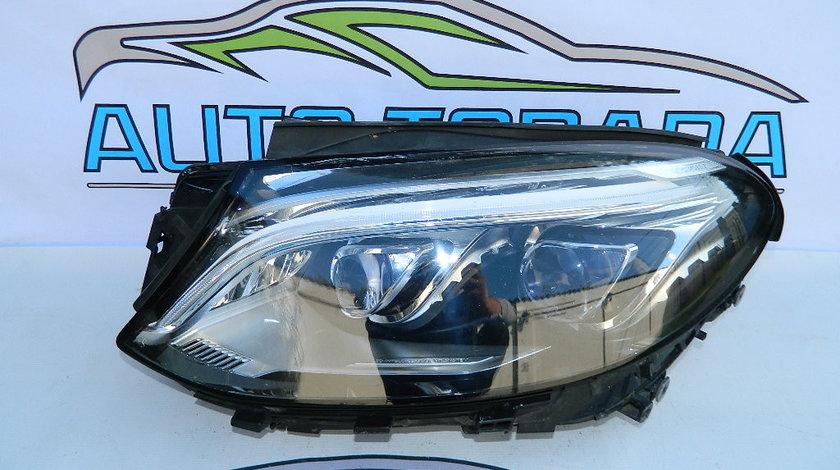 Far stanga Mercedes GLE W166 model 2015-2018 cod A1669062103