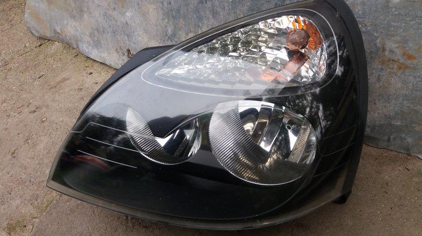 Far Stanga Renault clio 2 Symbol Fundal Negru Original