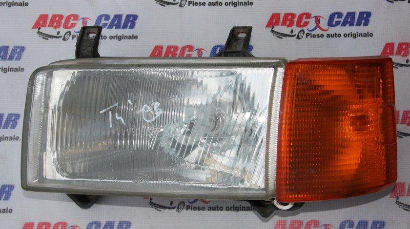 Far stanga su semnalizator VW T4 model 2003