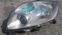 Far stanga Toyota Auris, fabr. 2006-2012 , ARE CLE...