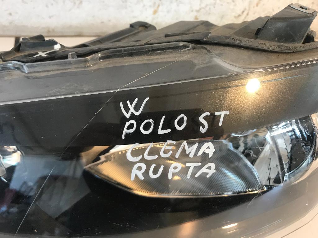 Far stanga volkswagen polo 6r 2009 - 2016