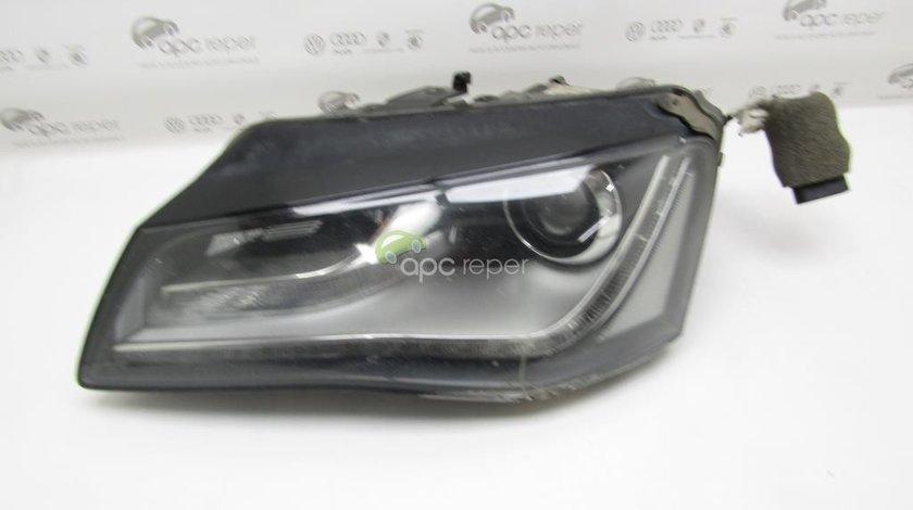 Far stanga Xenon Audi A8 4H Original 4H0941003AQ cu DEFECT!!!