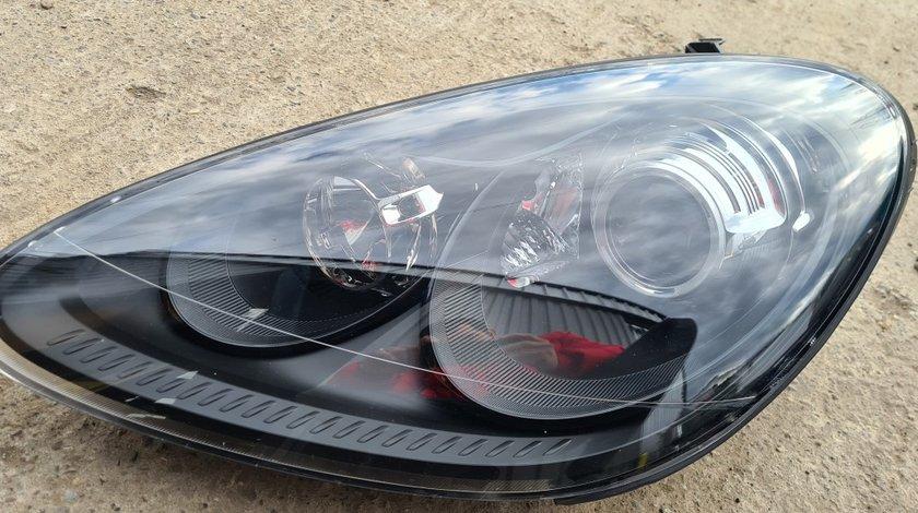 Far stanga Xenon Porsche Cayenne II GTS Turbo Black Edition 2010 2011 2012 2013 2014