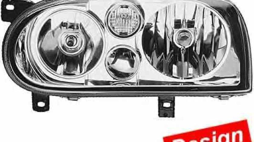 Far VW GOLF III Cabriolet 1E7 HELLA 1DJ 008 187-011