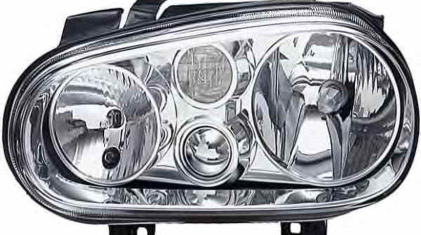 Far VW GOLF IV 1J1 HELLA 1EL 007 700-051