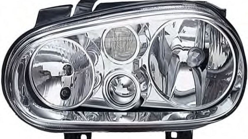 Far VW GOLF IV Cabriolet (1E7) (1998 - 2002) HELLA 1EJ 007 700-071 produs NOU