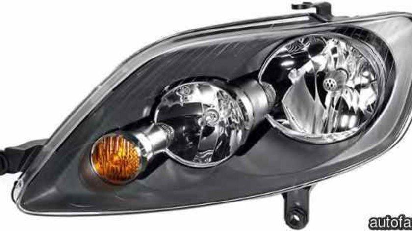 Far VW GOLF PLUS 5M1 521 HELLA 1EE 247 013-051