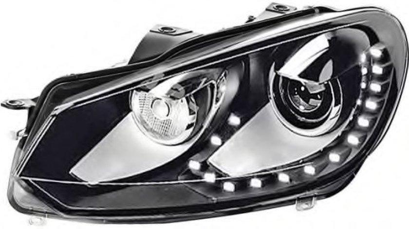 Far VW GOLF VI (5K1) (2008 - 2013) HELLA 1ZS 009 902-771 produs NOU