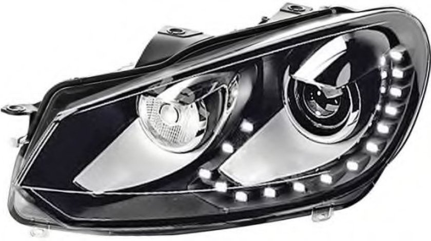 Far VW GOLF VI Cabriolet (517) (2011 - 2016) HELLA 1ZS 009 902-781 produs NOU