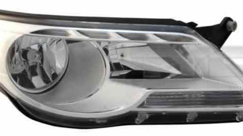Far VW TIGUAN 5N TYC 20-11765-05-2