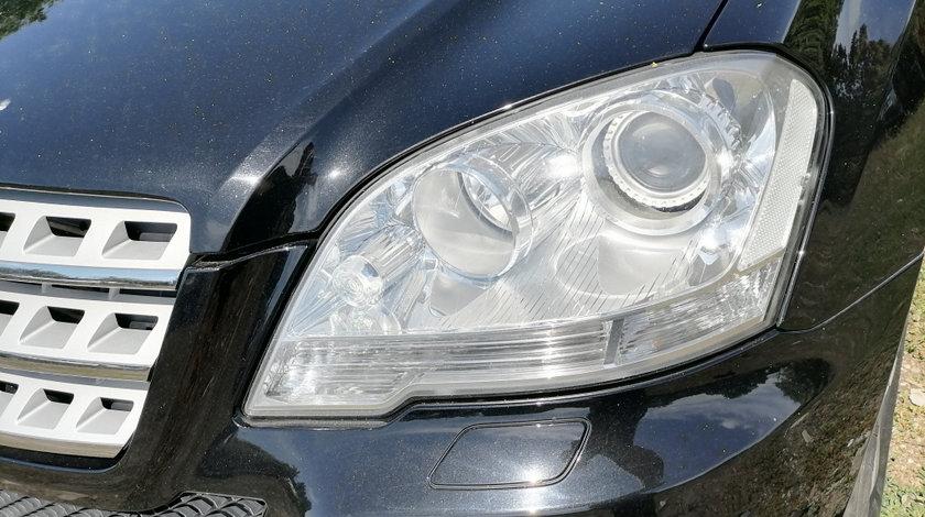 Far xenon stânga Mercedes w164 facelift