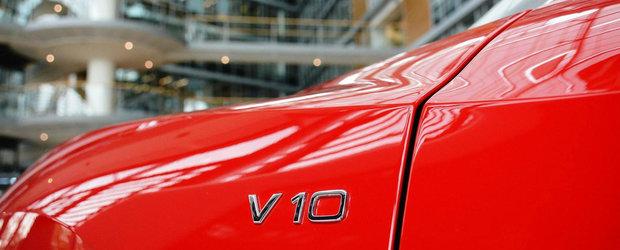 Fara efecte speciale si alte artificii. Uite cum arata in realitate noul Audi R8 Spyder V10 Plus