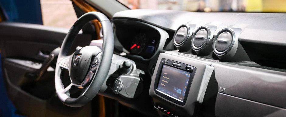 Fara Photoshop: POZE REALE cu noua Dacia Duster de la Salonul Auto de la Frankfurt