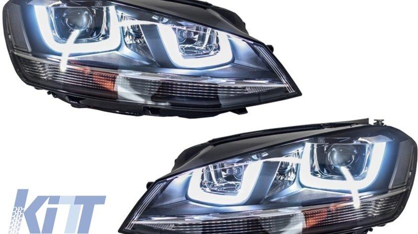 Faruri 3D LED Volkswagen Golf 7 (2012-up) R-Line