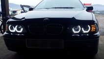 Faruri Angel Eyes 3D LED BMW Seria 5 E39