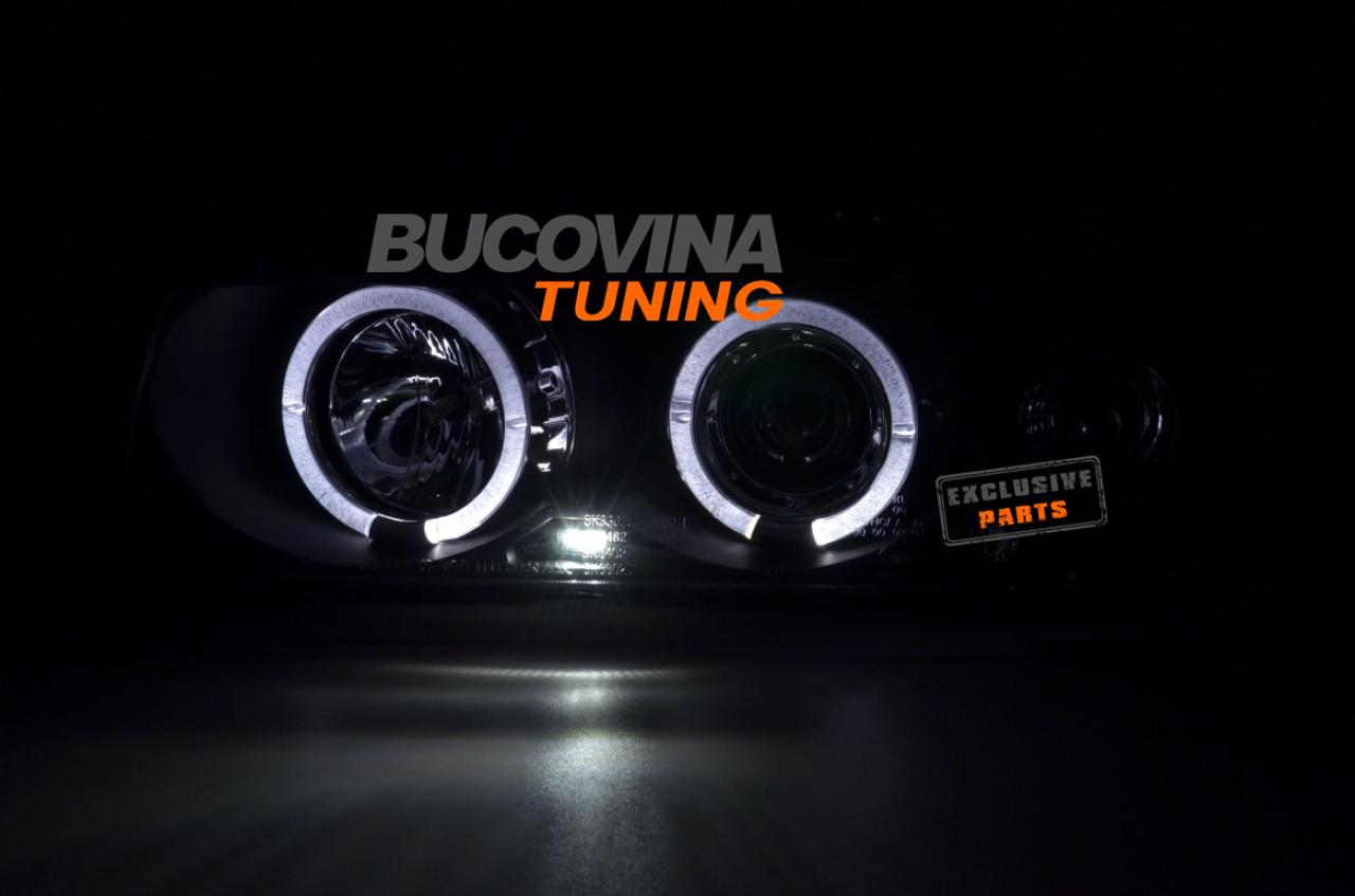 FARURI ANGEL EYES BMW E36 LIMOUSINE (92-98) LED