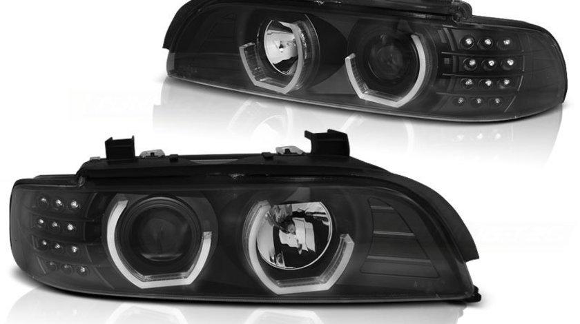 Faruri angel eyes BMW E39 3D