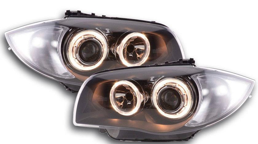 Faruri Angel Eyes BMW E81 E82 E87 E88 Seria 1