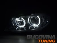 FARURI ANGEL EYES BMW E90/ E91 (05-11) BLACK