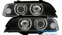 Faruri Angel Eyes BMW seria 5 E39