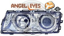 FARURI ANGEL EYES BMW SERIA 7 E38 FUNDAL CROM SAU ...