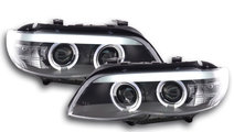 Faruri Angel Eyes BMW X5 E53 (03-06) Xenon