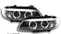 Faruri Angel Eyes BMW X5 E53 (2003-2006) Xenon