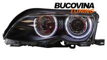 FARURI ANGEL EYES CCFL BMW SERIA 3 E46 (01-04) FUN...
