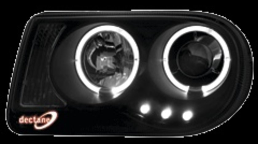 FARURI ANGEL EYES CHRYSLER 300C FUNDAL NEGRU -COD SWCH01B