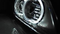 Faruri Angel Eyes LED BMW E39 Seria 5 Xenon
