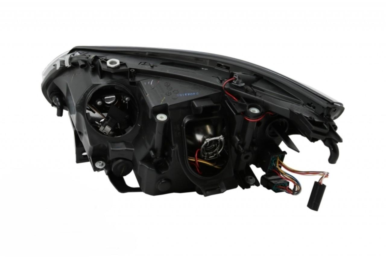 Faruri Angel Eyes LED BMW E60 seria 5
