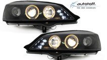 Faruri Angel Eyes LED Opel Astra G (1998-2004) Fun...