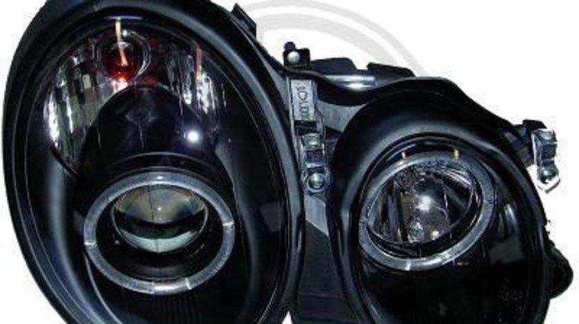 FARURI ANGEL EYES MERCEDES W210 FUNDAL BLACK -COD 1614880
