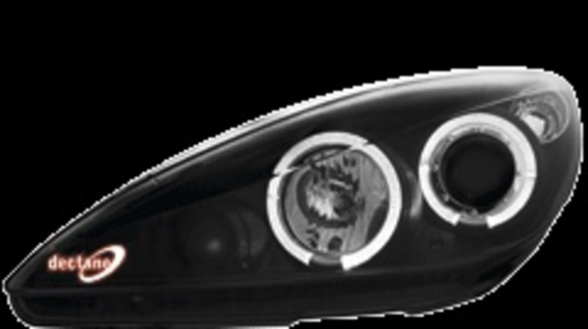 FARURI ANGEL EYES PEUGEOT 307 FUNDAL NEGRU -COD SWP08B