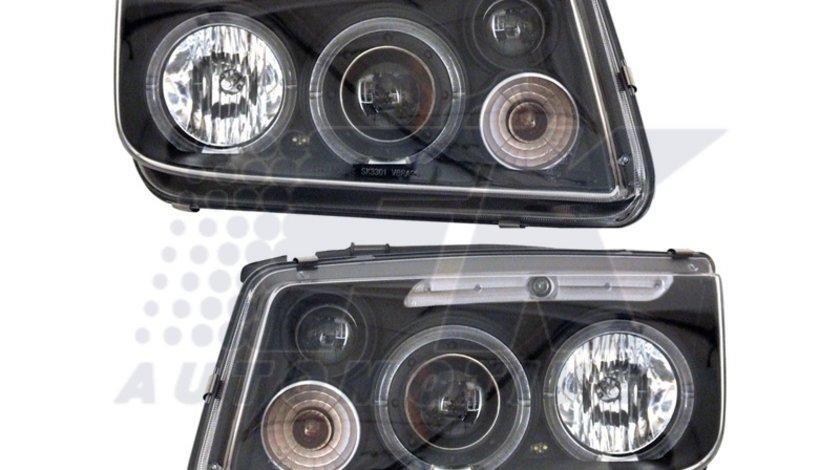 FARURI ANGEL EYES VW BORA FUNDAL BLACK -COD FKFSVW7013