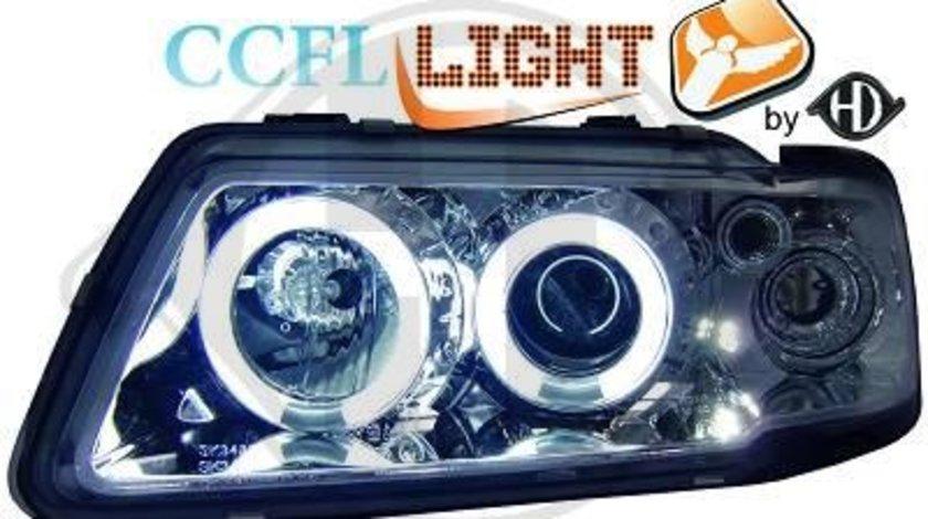 Faruri Audi A3 8l - Angel Eyes Ccfl