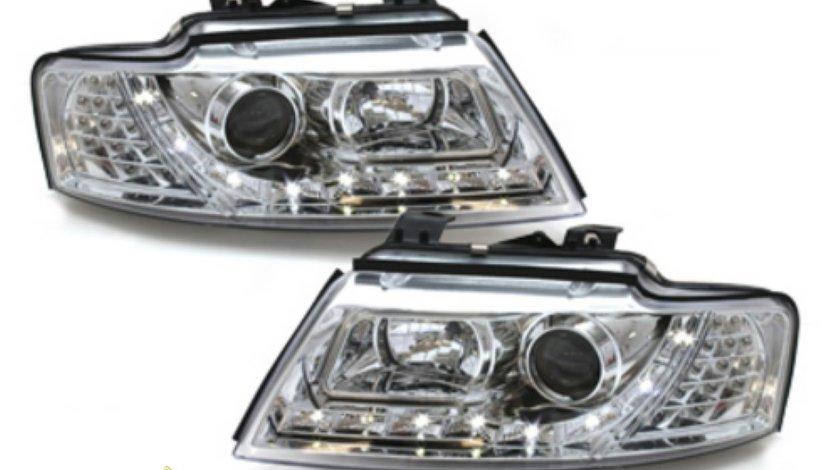 FARURI AUDI A4 8E - DAYLINE SEMNALIZARE CU LED