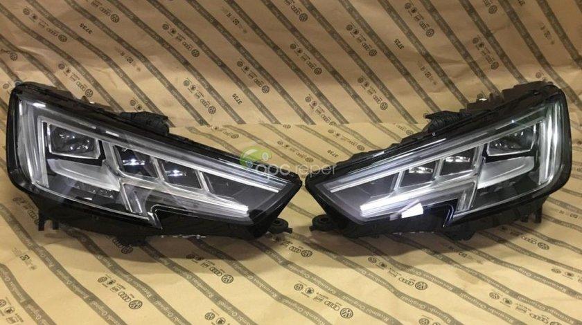 Faruri Audi A4 8W B9 Matrix Complete cod 8W0941036 - 8W0941035