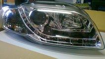 Faruri Audi A4 B7 2004-2008 Cromata