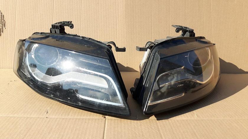 Faruri Audi A4 B8 Bi-Xenon 2010 complete