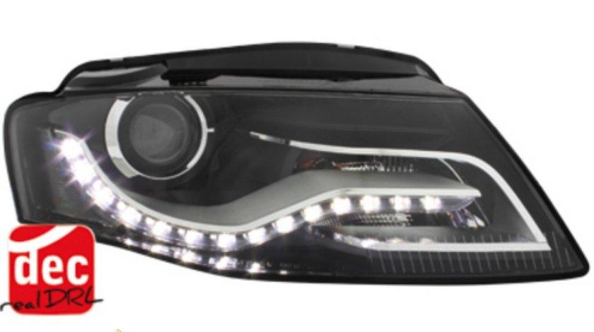 Faruri Audi A4 B8 LED 2008 2011