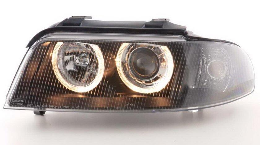Faruri Audi A4 - Faruri Audi A4 B5 (xenon D2s)