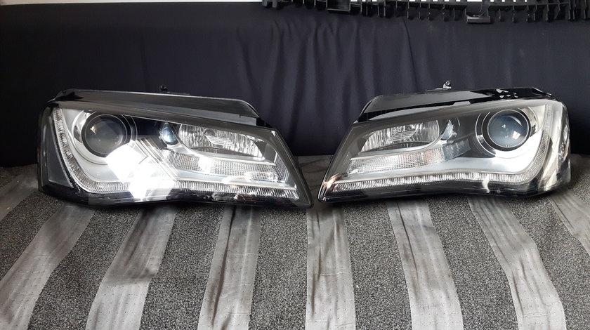 Faruri Audi A8 stanga dreapta 4H0941004p 4H0941003P