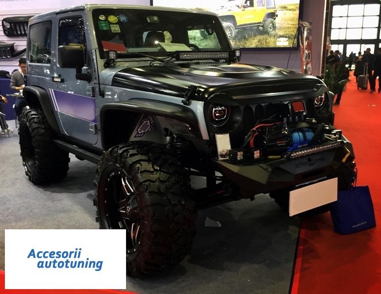 Faruri Bi-Xenon Jeep Wrangler (2007-2014