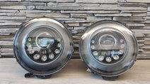 Faruri Bi-Xenon LED compatibil cu Mercedes W463 G-...