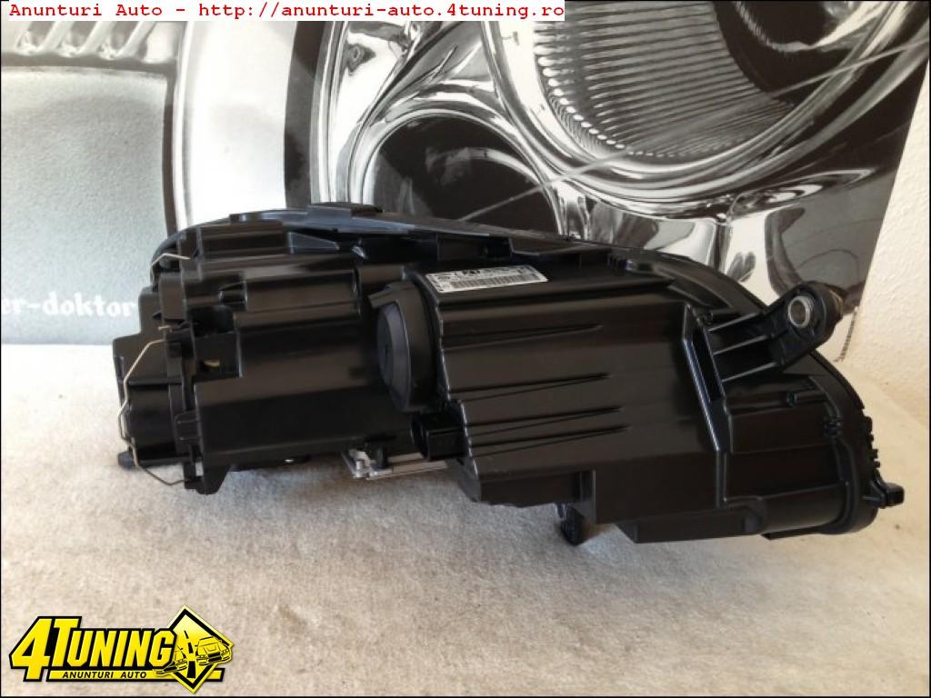 Faruri bi xenon VW Passat B7 led tfl